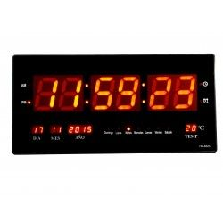 Reloj de pared digital LED 102775