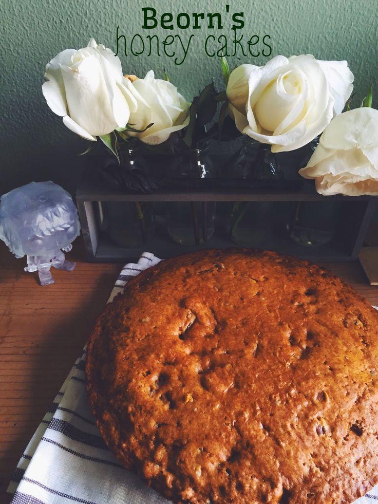 The Hobbit: Beorn's Honey Cakes Recipe