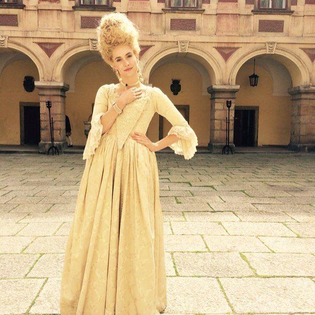 "Today is the world premiere of the film ""Interlude in Prague"" in London!Very happy to be part of it!I cannot be in London today but I wish all my friends there great evening and congratulatiooooooon!!!#film #opening #london #interludeinprague #featurefilm #actress #lovemyjob #krystofhadek #hanavagnerova #jirimadl #alenadolakova #jitka jezkova #klaraissova #luciasiposova #janrevai"