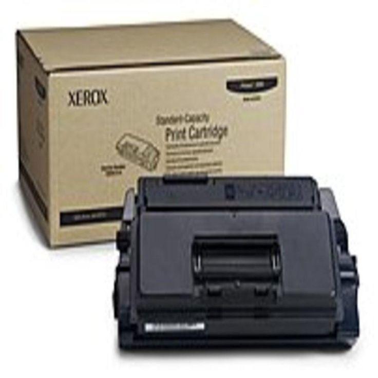 Xerox 106R01370 Standard Capacity Laser Toner Cartridge for Phaser 3600 Series Printer - 7000 Page Yield - Black