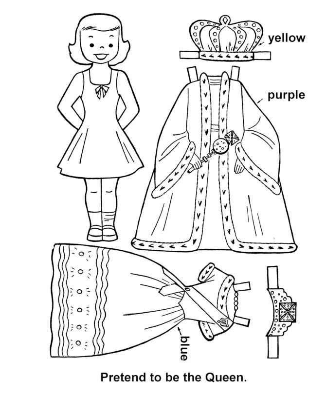 Paper Doll Template | Print This Page] [Go Back] [Go to the Next Paper Doll Page]