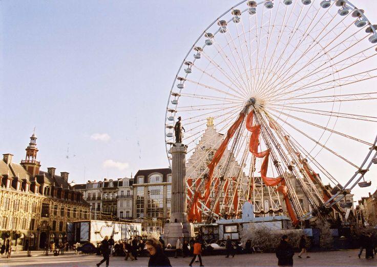 Grande Roue - Grand Place