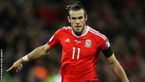 Gareth Bale: Wales forward says team can still qualify despite Serbia draw - BBC Sport