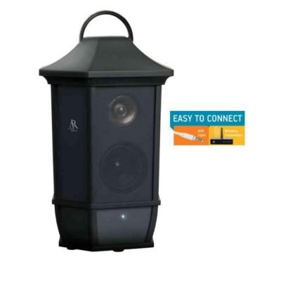 wireless outdoor speaker; for the patio?$80