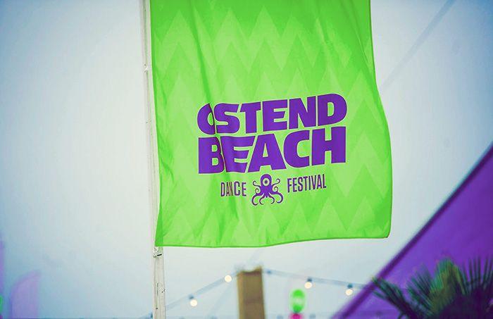 Ostend Beach - Sfeerbeeld   by Skinn Branding Agency