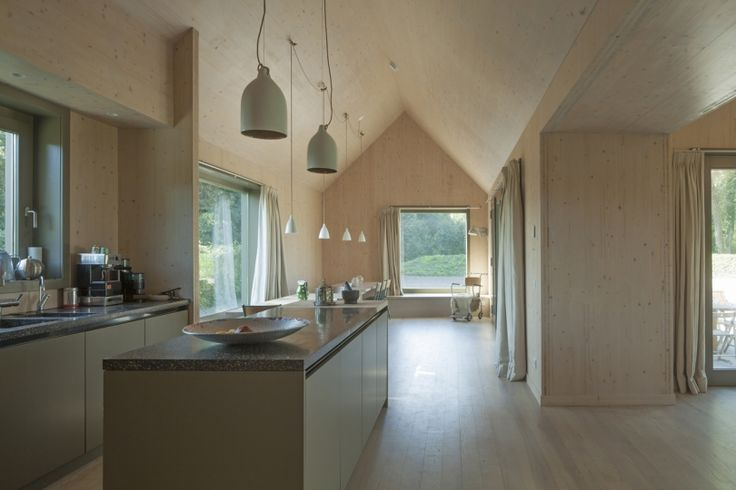 "elv's: a modern ""farmhouse"" - huis in natuurlijk materiaal"