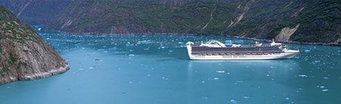 My dream is to take an Alaskan Cruise
