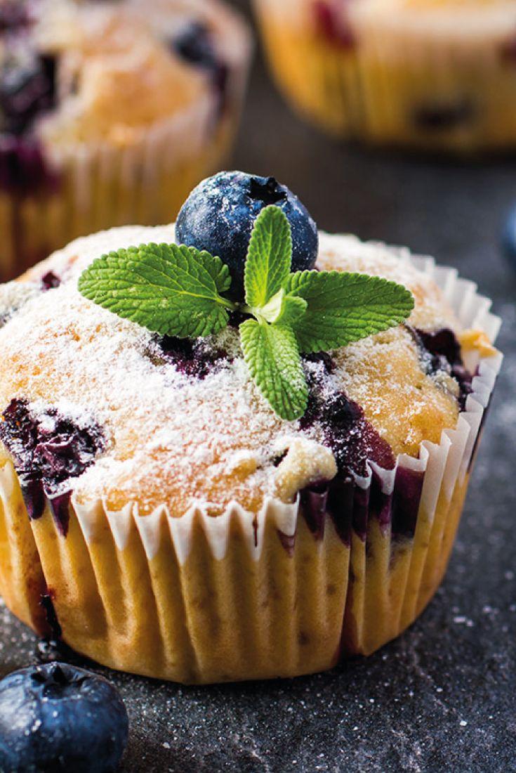 Muffin senza glutine della Nonna