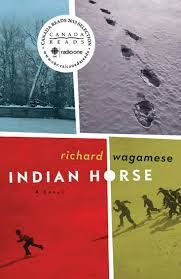 Canadian Bookworm: Indian Horse