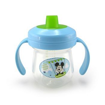 Baby Bottle Venting System