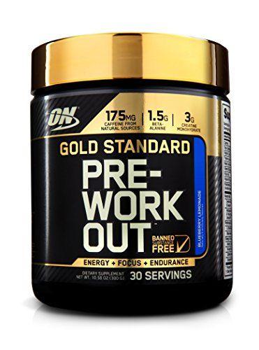 Optimum Nutrition Gold Standard Pre-Workout 30 Serve Supplement, Blueberry Lemonade, 300 Gram Optimum Nutrition http://www.amazon.com/dp/B00PYB335O/ref=cm_sw_r_pi_dp_g6-vwb0KRKTGE