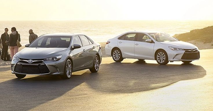 2017 Toyota Camry Adds More Value For The Same Price [62 Images] #Galleries #New_Cars