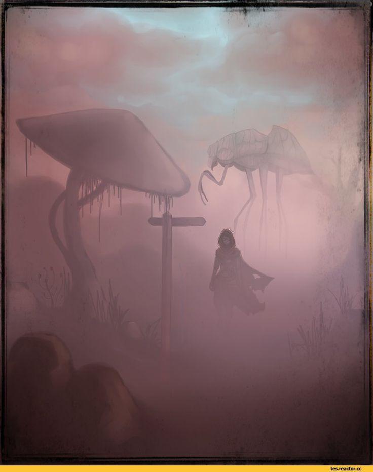 Morrowind-The-Elder-Scrolls-фэндомы-ladyofparanoia-2766678.jpeg (800×1000)
