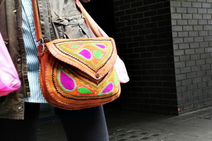 The Peruvian pattern. #colours #bag