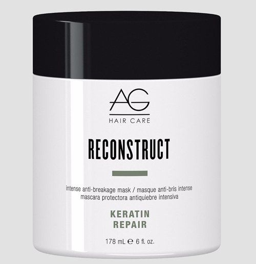 AG Hair Reconstruct to bring damaged hair back to life. | 30 Amazing Products Hairstylists Actually Swear By