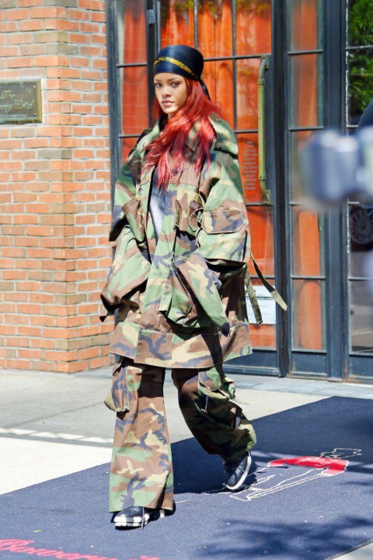 Rihanna e il suo stile camaleontico (FOTO)