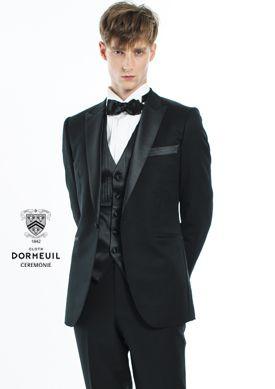 CLOTH DORMEUIL CEREMONIE:TUXEDO タキシード|MATSUO 松尾株式会社