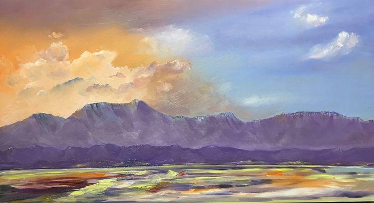 """Overberg Sunrise"""