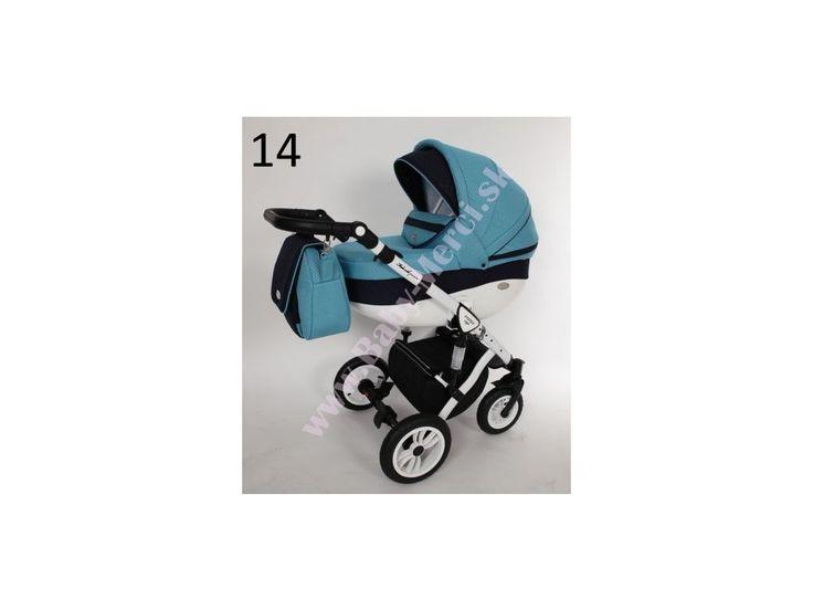 Baby Merc Faster Style 2 2016 14 oficiálna SK distribucia / 3 roky záruka