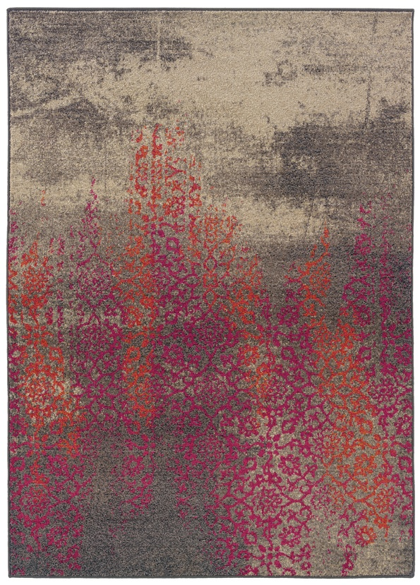 Kaleidoscope. Sphinx by OW #rug #bold #kaleidoscope #bright #floral