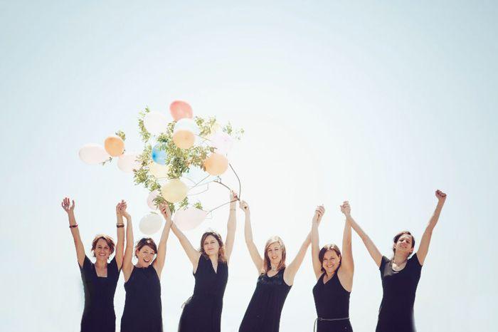 EVJF Marie, 6 filles aux Salines | www.ruevalfere.com