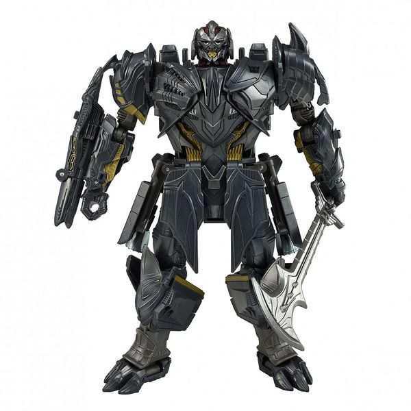 The Last Knight TakaraTomy Voyager Megatron Toys R Us Exclusive New Stock Images