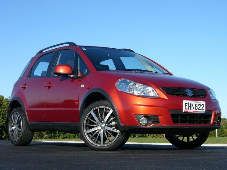 Suzuki SX-4 www.gilmourmotors.co.nz/used-cars