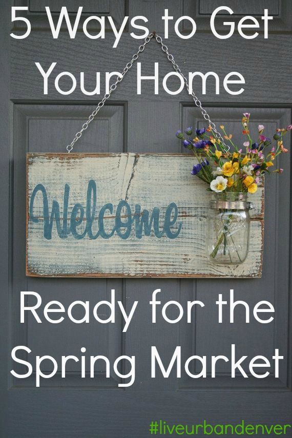 5 Ways to Prep Your Home for the Spring Selling Season