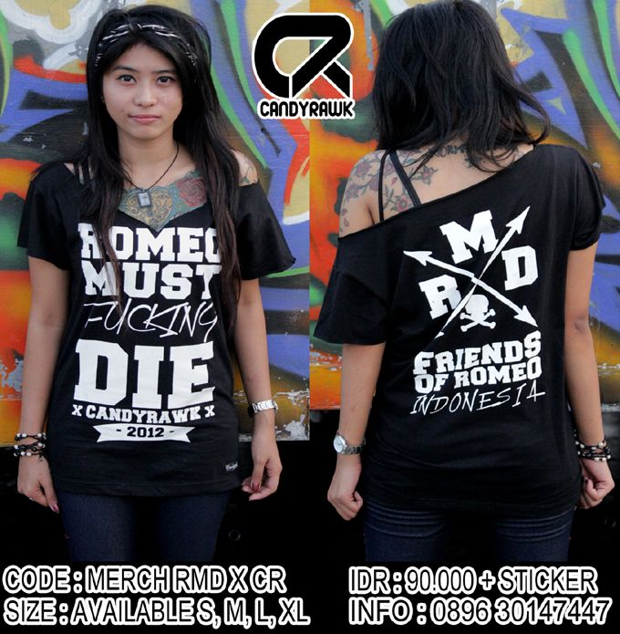 #32 | MERCH RMD X CR | IDR 90.000 | SOLD OUT |