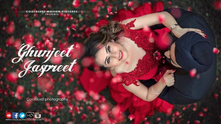 Best Pre Wedding video | Ghunjeet Jaspreet | Enna Sona / Shape of You