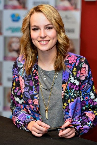 Bridgit Mendler - Channel Bridgit Mendler Meets Her Fans in Madrid