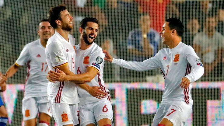 Israel 0-1 Spain: La Roja cap unbeaten campaign
