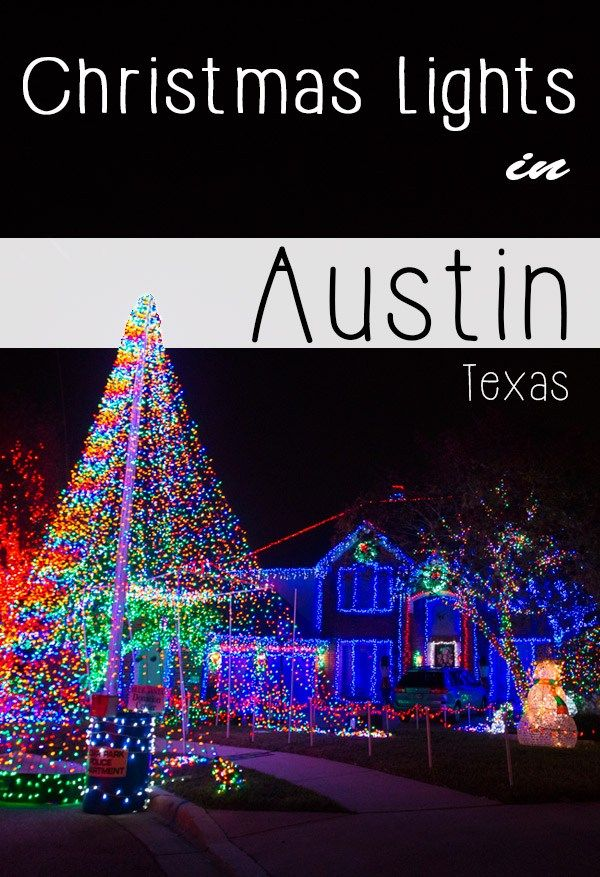 Christmas Lights In Austin Texas Renata Pereira Tv Seasonal Travel Travel Usa Christmas Lights