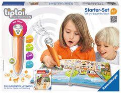 tiptoi® Starter-Set: Stift und Bauernhof-Buch | Stift und Starter-Sets | tiptoi® Bücher, Spiele und Spielzeug | DE | tiptoi® Starter-Set: Stift und Bauernhof-Buch