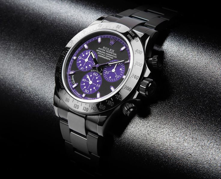 Bamford Watch Department for Asprey - Custom Rolex Watch Collection  http://www.roehampton-online.com/?ref=4231900