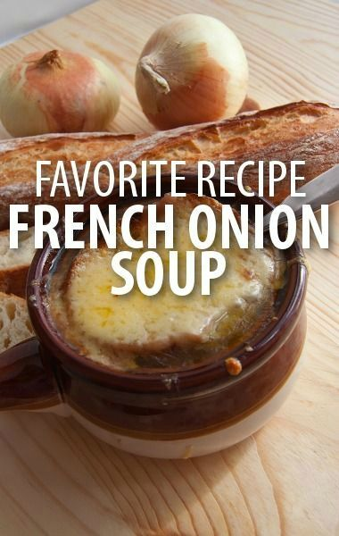 Make a classic restaurant-style French Onion Soup Recipe seen on The Chew, using upgrades like beef broth and red wine to give it a bold and hearty taste. http://www.recapo.com/the-chew/the-chew-recipes/chew-clinton-kelly-beef-broth-red-wine-french-onion-soup-recipe/