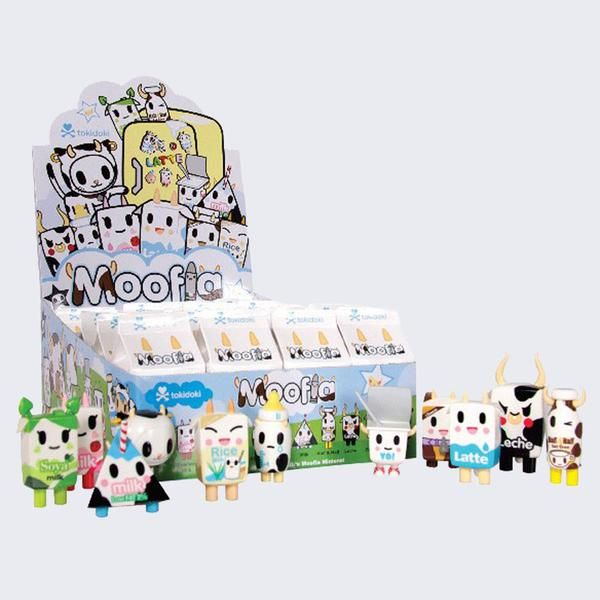 Tokidoki - Moofia Mini Figure (Series 1)