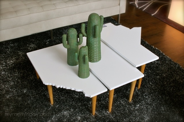 Canada on a table! by Gus* Modern: Modern, Canada, Gus, Table, Design