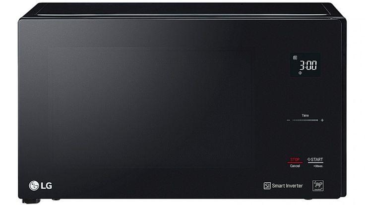 Black Microwave - LG