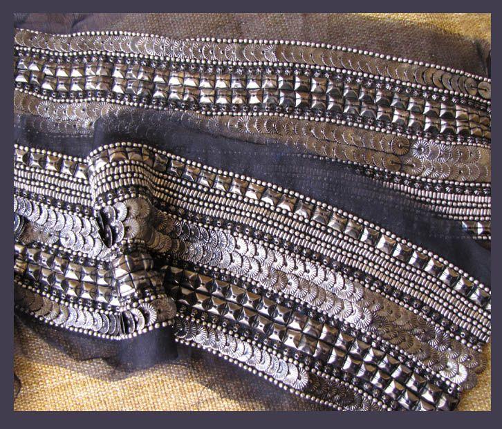 Metal U0026 Chiffon Fabric