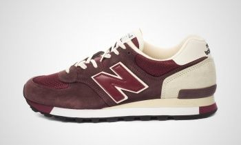 New Balance - ML575SBG - Made in UK (weinrot / beige)