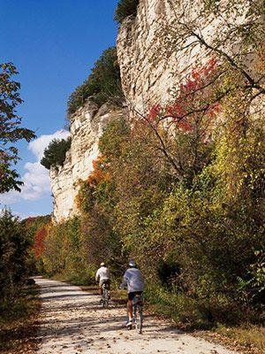 Missouri: Katy Trail