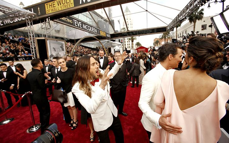 Oscar night 2014 | The 86th Academy Awards - Framework - Photos and Video - Visual Storytelling from the Los Angeles Times