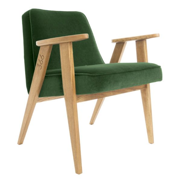 366 easy chair by Jozef Marian Chierowski - mid-century beauty!