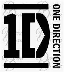 Resultado de imagen para logos one direction
