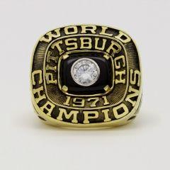 1971 Pittsburgh Pirates World Series Championship Ring