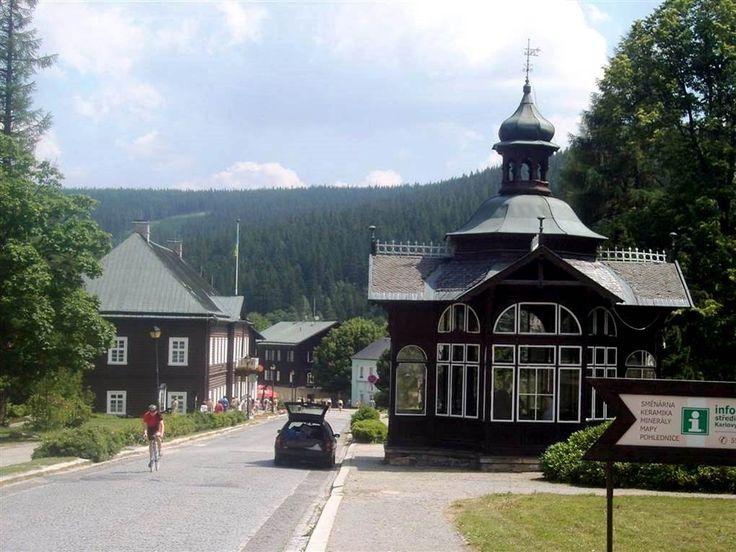 Karlova studanka, Czechia