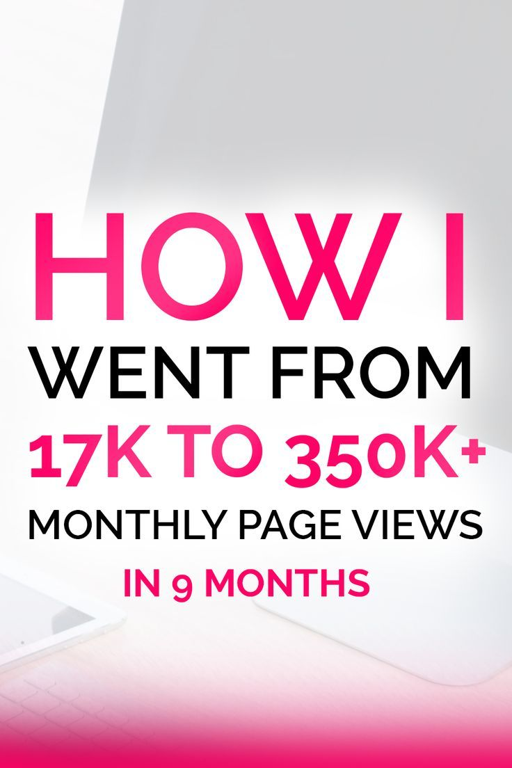 By far one of the best ebooks I've ever read!! Lena talks about how she went from 17K to 350K+ blog views per month in just 9 months! If you want to learn how to get more traffic and increase page views, this ebook is filled with tips and growth ideas to help you. From different marketing tactics to becoming a more productive blogger, it's jam packed with awesome advice. Click through to start boosting your blog traffic today! #aff