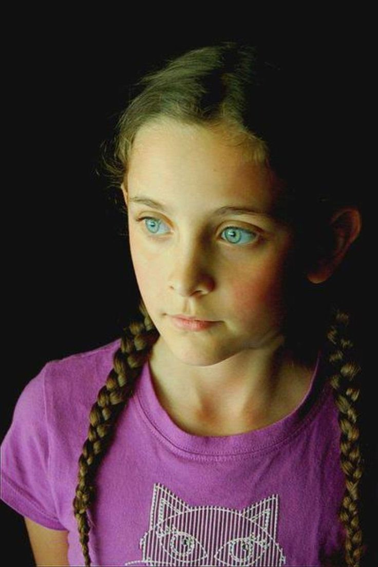 Paris Jackson (aged 9) in 2007