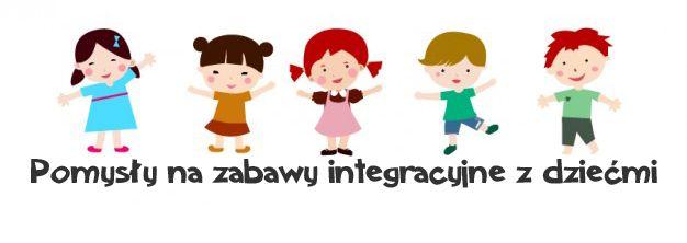 Worek pełen pomysłów! Blog dla nauczycieli: Pomysły na zabawy integracyjne z dziećmi: wizytówki, niedokończone zdania, zabawy na powitanie, zabawy na poznanie imion